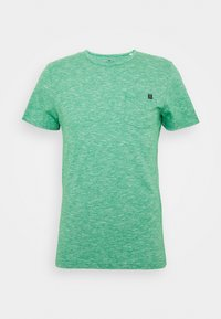 TOM TAILOR - WITH CHEST POCKET - Basic T-shirt - green - 0