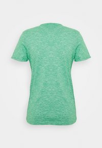 TOM TAILOR - WITH CHEST POCKET - Basic T-shirt - green - 1