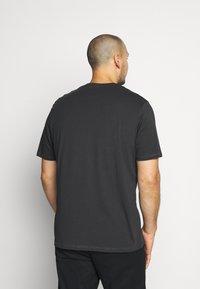 TOM TAILOR - Print T-shirt - phanton dark grey - 2