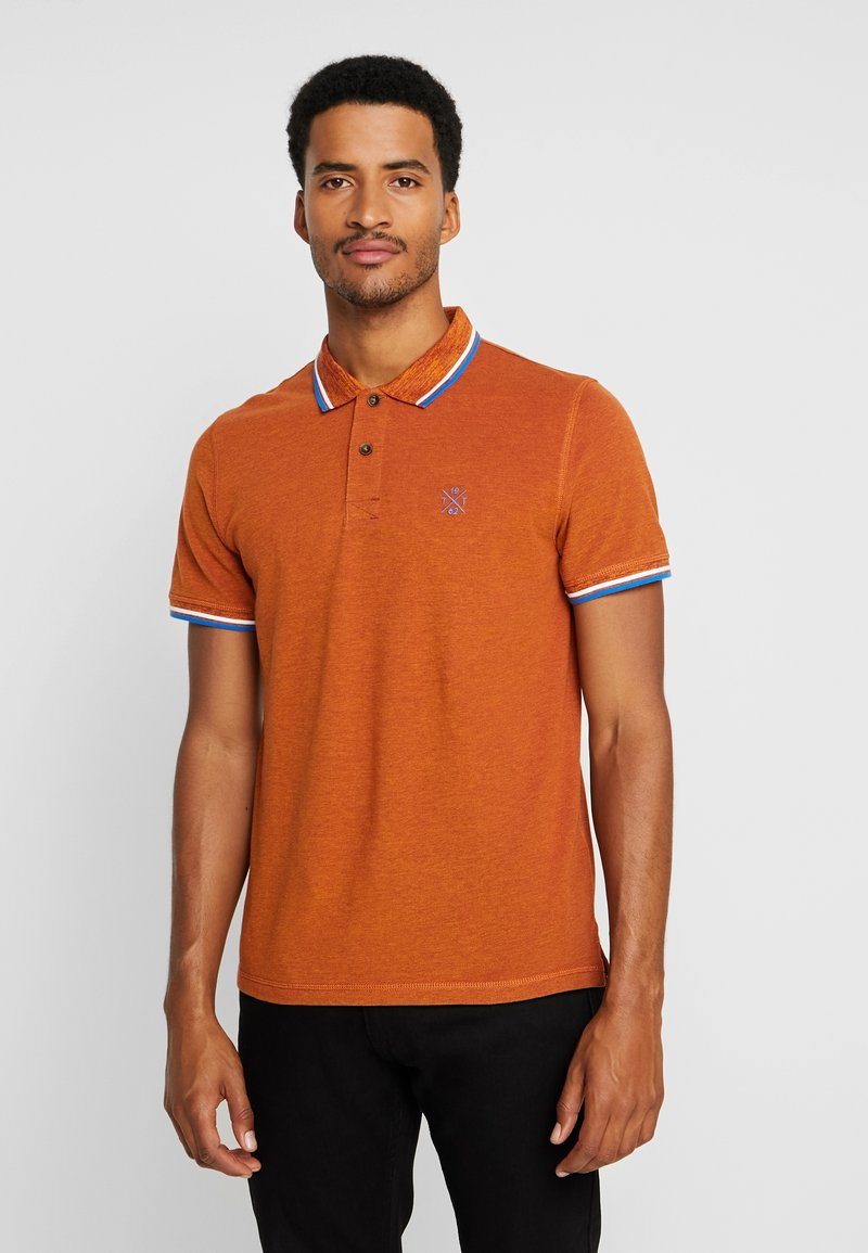 TOM TAILOR - Poloshirts - pipe red