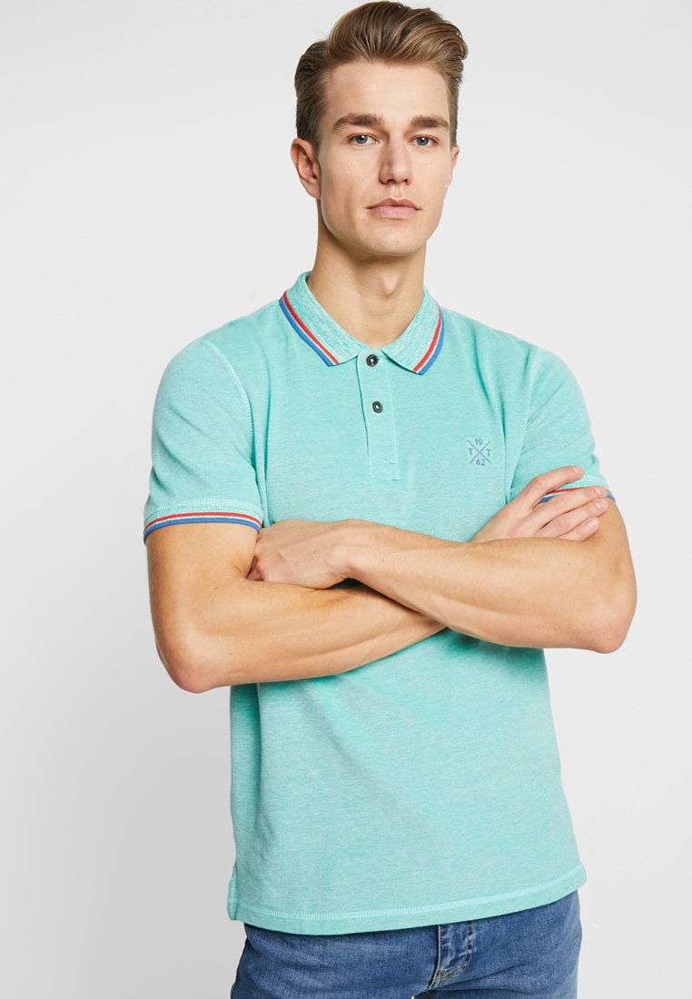 TOM TAILOR - Polo - cucumber green