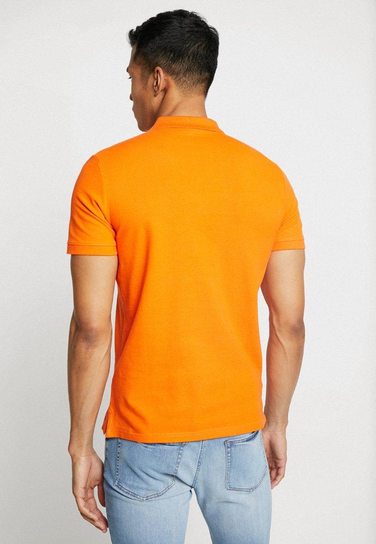 Bright Orange Dark BasicPolo Tom Tailor KcF1lJ