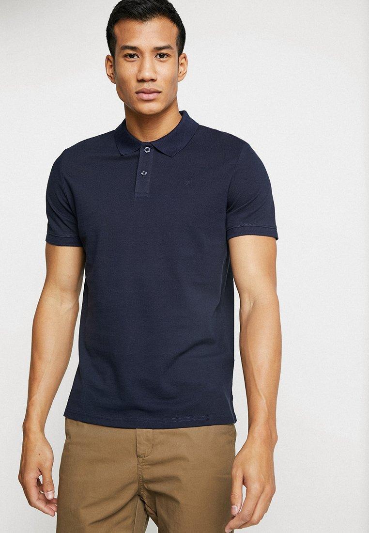 TOM TAILOR - BASIC - Poloshirt - navy