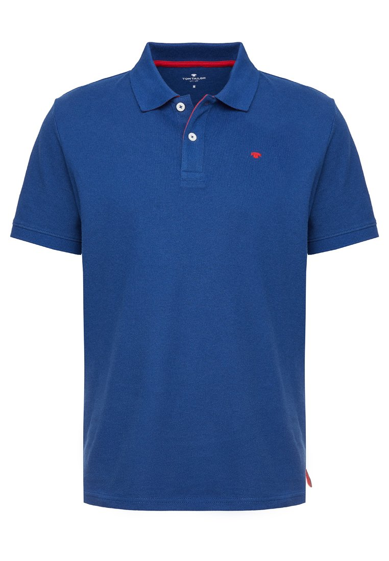 TOM TAILOR - BASIC - Polo shirt - after dark blue
