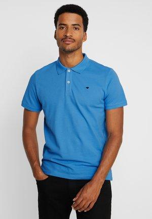 BASIC - Polo shirt - rainy sky blue