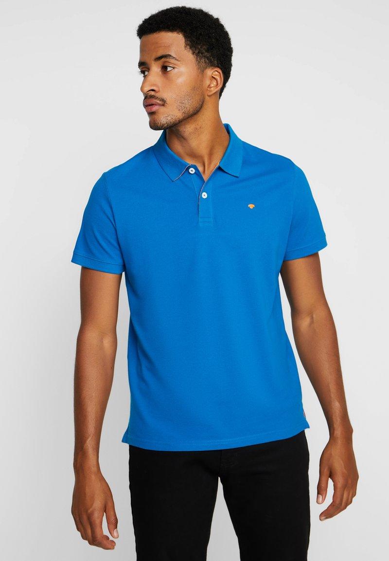 TOM TAILOR - BASIC - Poloshirt - greek blue