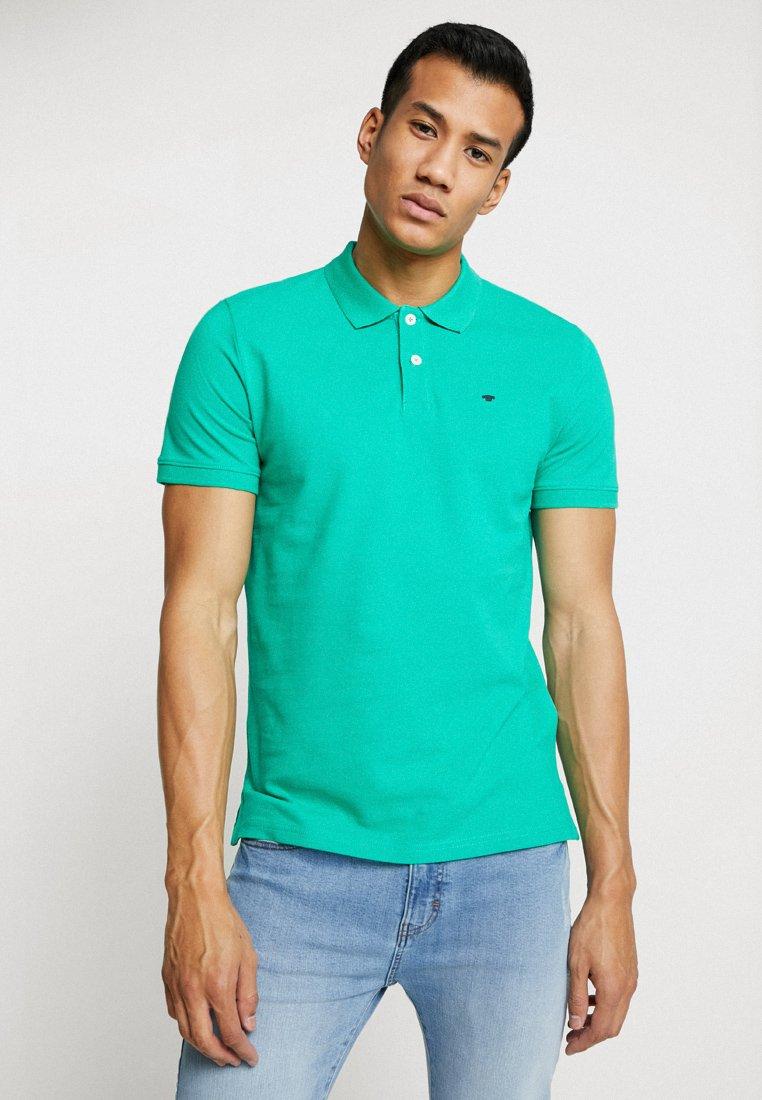 TOM TAILOR - BASIC - Koszulka polo - cucmber green