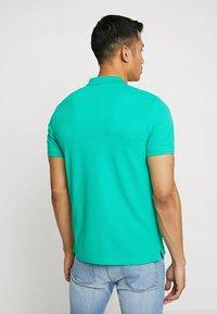 TOM TAILOR - BASIC - Koszulka polo - cucmber green - 4