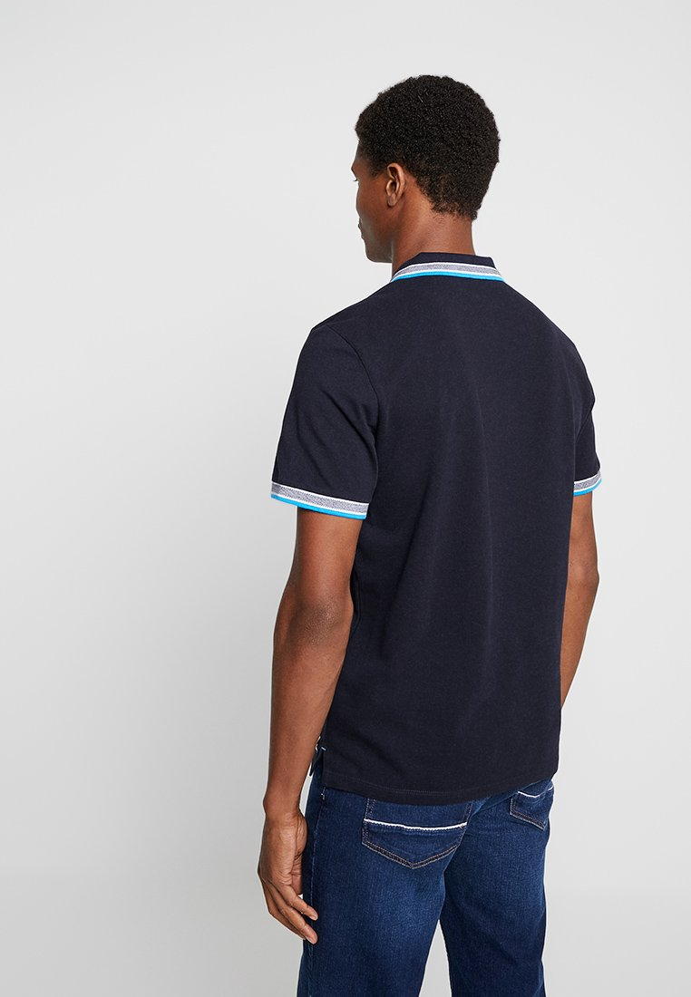 Tailor Blue Tom Navy Wording TippingPolo w8n0kOP