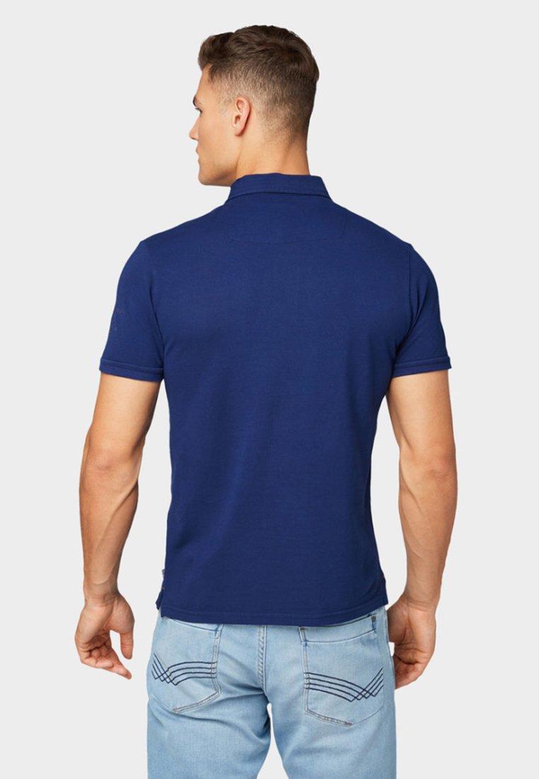 Mit BrusttaschePolo Tom Cosmos Tailor Blue 9DHE2I