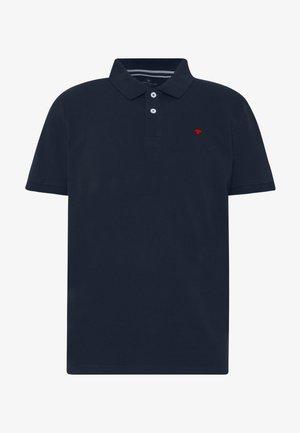 BASIC WITH CONTRAST - Poloshirts - sky captain blue
