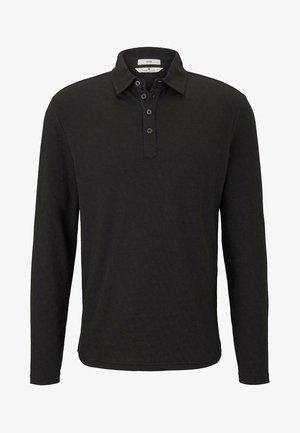 LANGARM  - Poloshirt - dark greyish black