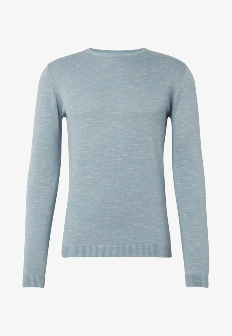 TOM TAILOR - Pullover - light blue