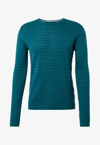 TOM TAILOR - Jumper - turquoise - 0