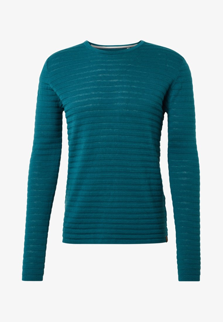 TOM TAILOR - Jumper - turquoise