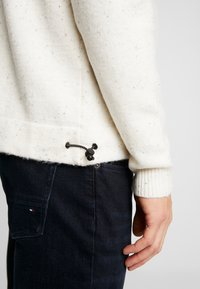 TOM TAILOR - COSY TROYER - Trui - offwhite - 3