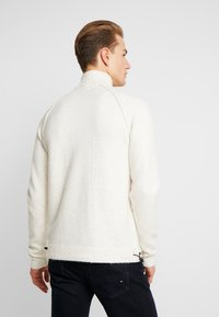 TOM TAILOR - COSY TROYER - Trui - offwhite - 2
