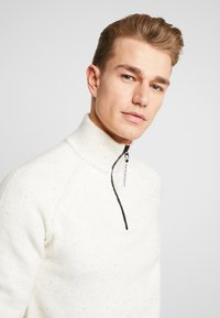 TOM TAILOR - COSY TROYER - Trui - offwhite - 7