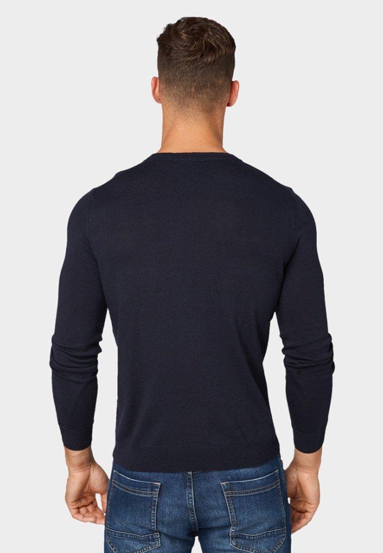 Tom Tailor PulloverSky Blue Tailor Tom Captain 4AR5Lj