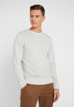 OVERDYED BASIC SWEATSHIRT - Sweater - silver grey