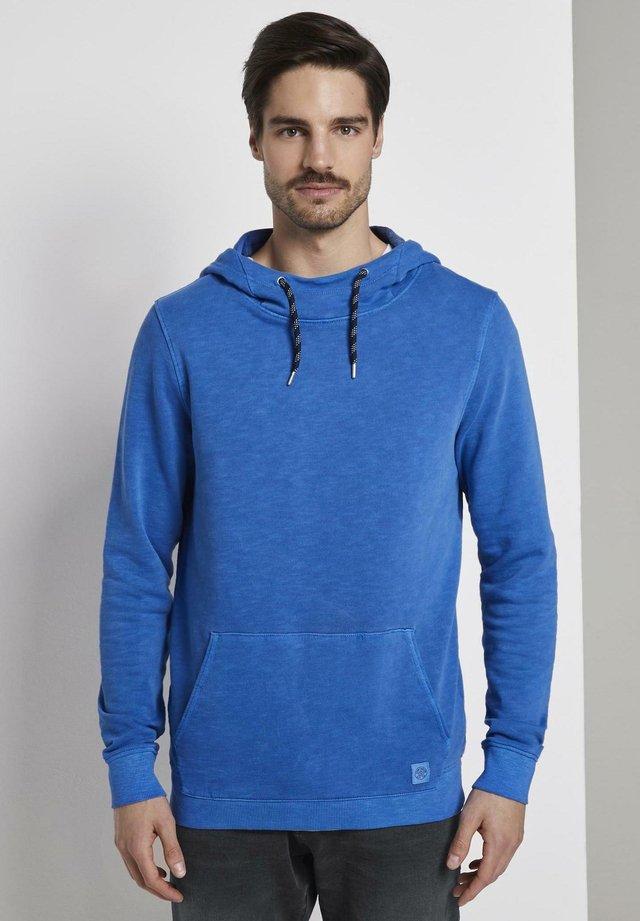Jersey con capucha - victory blue