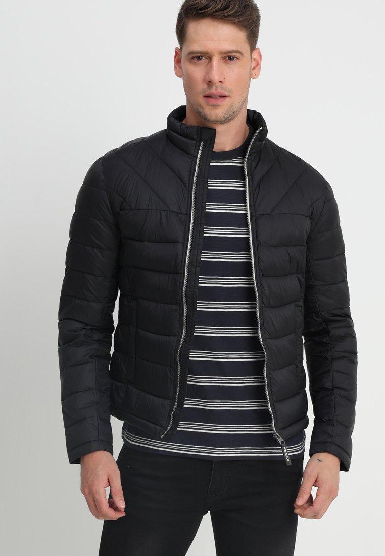 TOM TAILOR - LEIGHTWEIGHT FUNCTIONAL - Light jacket - black