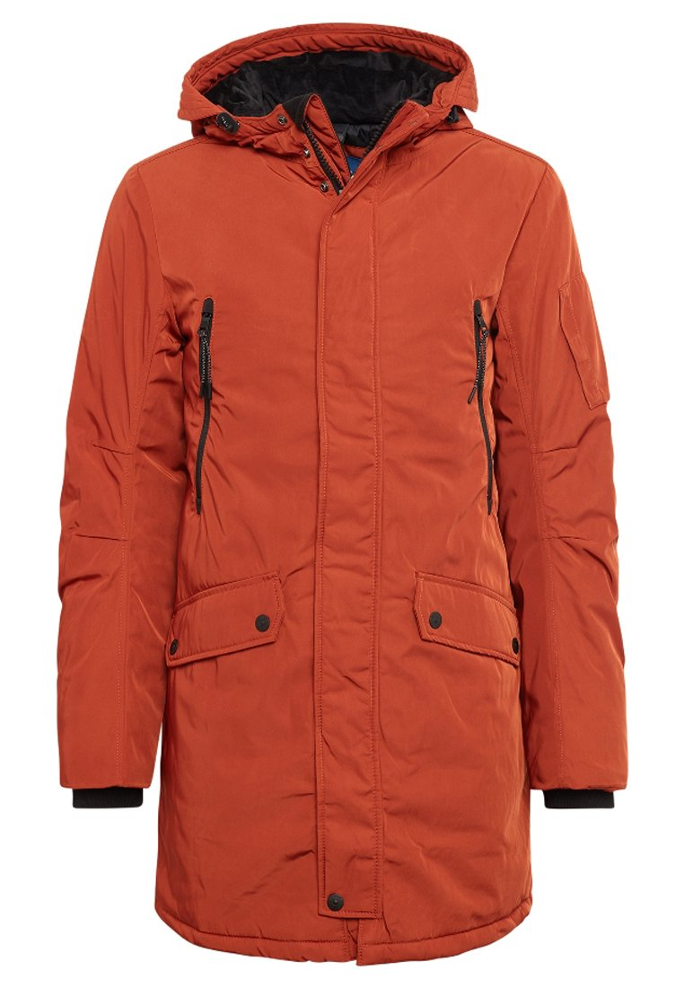 tom tailor army parka rot