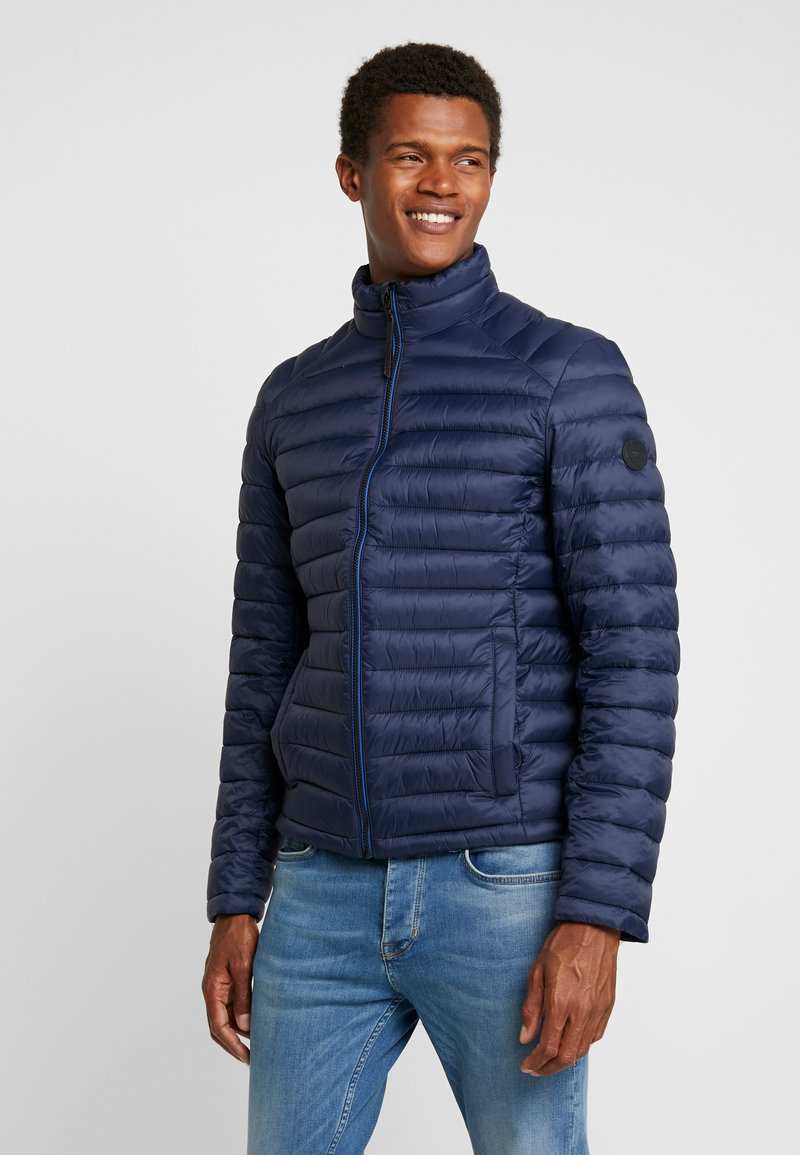 TOM TAILOR - LIGHT WEIGHT JACKET - Light jacket - navy blue