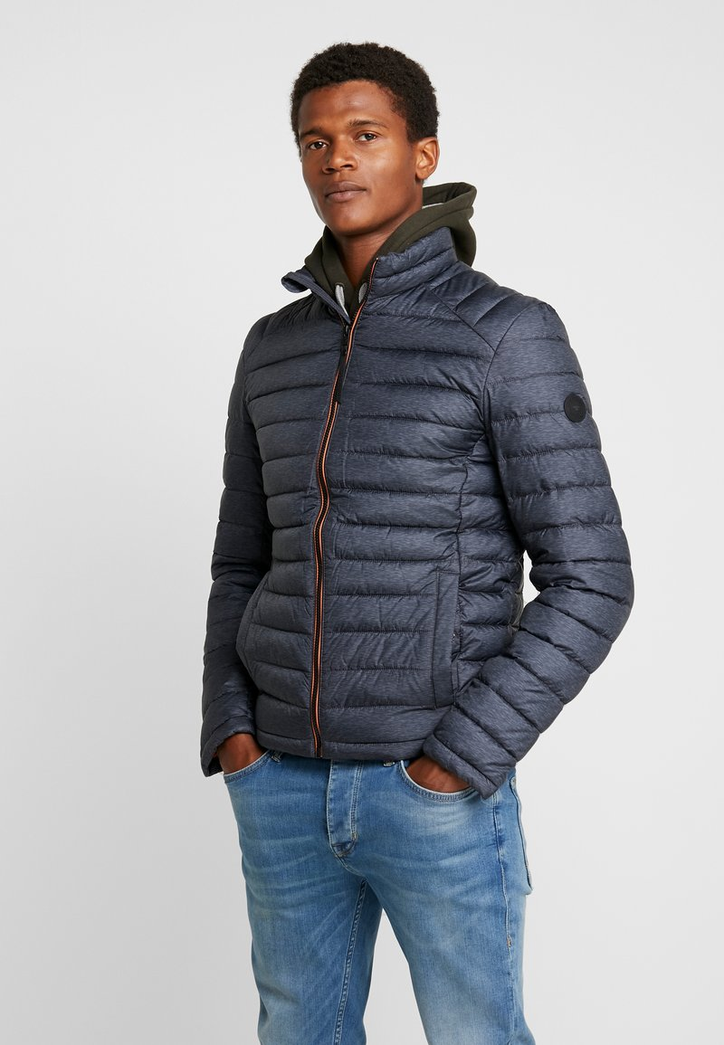TOM TAILOR - LIGHT WEIGHT JACKET - Übergangsjacke - grey melange
