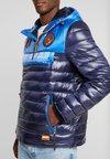 TOM TAILOR - PUFFER - Overgangsjakker - sky captain blue/blue