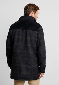 TOM TAILOR - 2 IN 1 - Zimní kabát - blue - 2