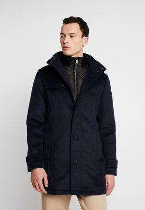 2 IN 1 - Zimní kabát - dark blue