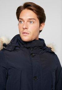 TOM TAILOR - Vinterjakke - sky captain blue - 5