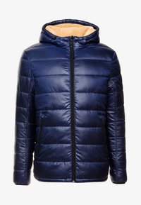 TOM TAILOR - Zimní bunda - sky captain blue - 4