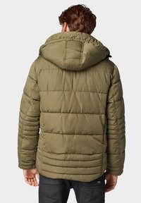 TOM TAILOR - PUFFER  - Giacca invernale - olive - 2