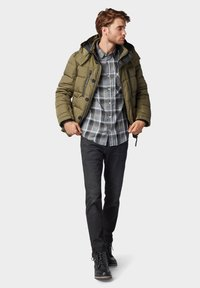 TOM TAILOR - PUFFER  - Giacca invernale - olive - 1