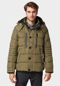 TOM TAILOR - PUFFER  - Giacca invernale - olive - 0