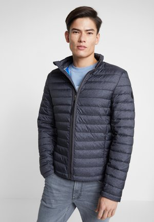 Light jacket - grey melange