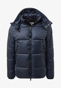 TOM TAILOR - MIT ABNEHMBARER KAPUZE - Giacca invernale - sky captain blue - 4