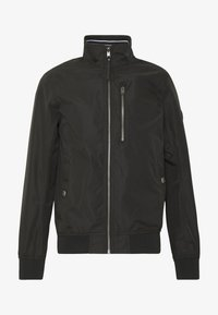 TOM TAILOR - BASIC BLOUSON JACKET - Bomberjacks - black - 4