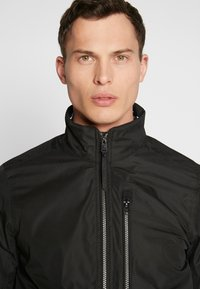 TOM TAILOR - BASIC BLOUSON JACKET - Bomberjacks - black - 3