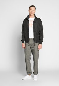 TOM TAILOR - BASIC BLOUSON JACKET - Bomberjacks - black - 1