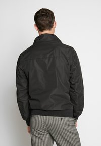 TOM TAILOR - BASIC BLOUSON JACKET - Bomberjacks - black - 2