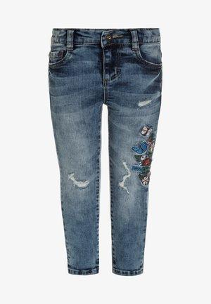 LONG - Jean slim - light blue denim/blue