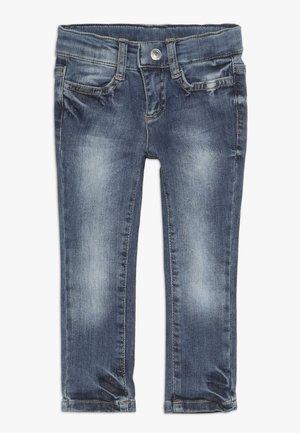 SOLID - Slim fit jeans - light blue denim