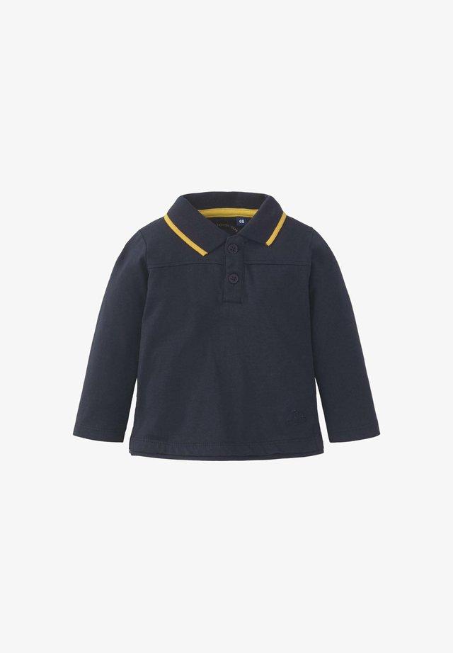 MIT RÜCKEN-PRINT - Poloshirt - navy blaze/blue