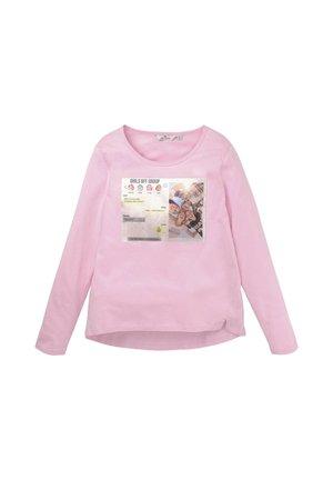 Longsleeve - pink lady|rose