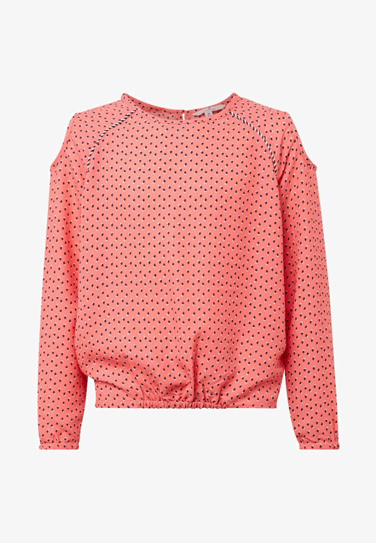 TOM TAILOR - Blouse - red