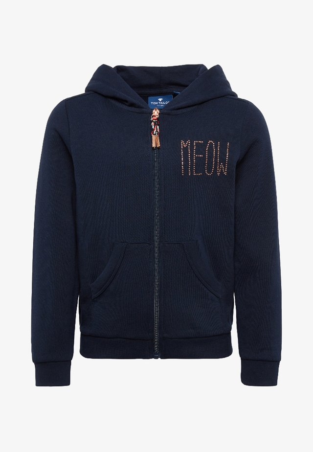 Sweatjacke - real navy blue