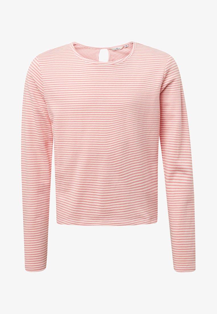 TOM TAILOR - Sweatshirt - pink